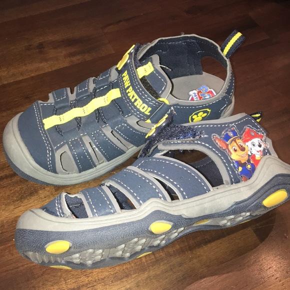 Shoes | Nwot Paw Patrol Light Up